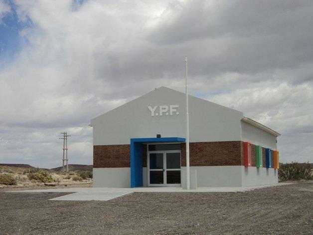 El aspecto que presenta el edificio remodelado.
