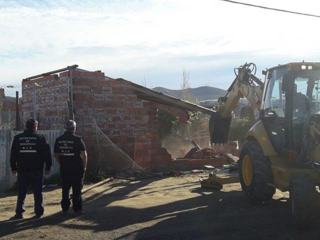 Levantaron una ocupación de  tierras en el barrio Las Américas