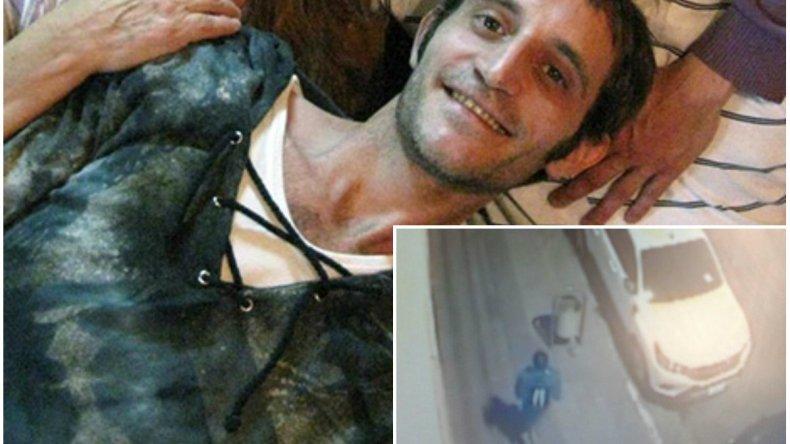 Encuentran imágenes del 27 de enero donde se observa a Nicolás Capovilla