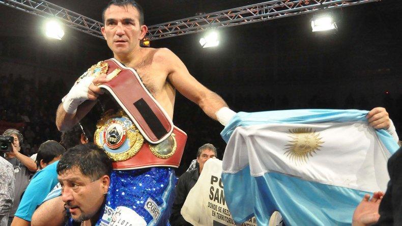 Omar Narváez ya tiene nuevo rival en el peso gallo