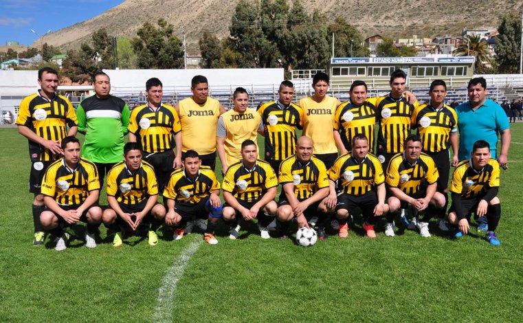 Inauguraron el Torneo de Fútbol Policial Oficial Simón Saiegg