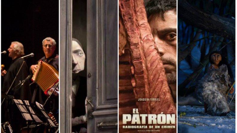 ¿Qué producciones estarán en la muestra de cine Latinoamericano Polo Sur?
