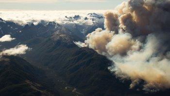 el 86% de los incendios forestales fueron intencionales y por negligencia