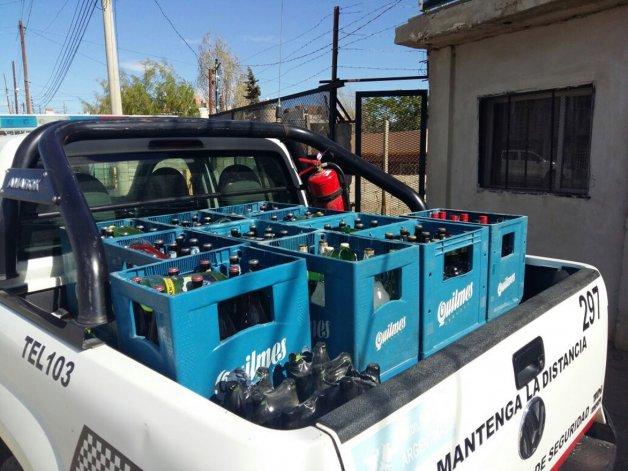 Clausuran un comercio del barrio San Martín que vendía alcohol a toda hora