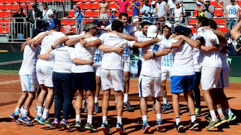 Copa Davis 2017: Argentina debuta ante Italia