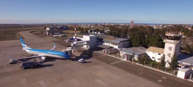 Inversión millonaria en aeropuertos: ¿cuándo comienza la obra en Comodoro?