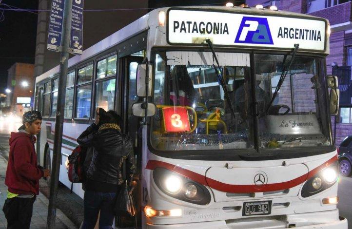 Este sábado el transporte público modificará su recorrido
