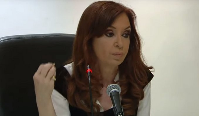 Las amenazas contra Cristina Kirchner venían de Dublin