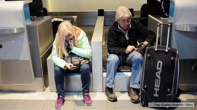 Los vuelos de Latam quedarán normalizados hacia el mediodía