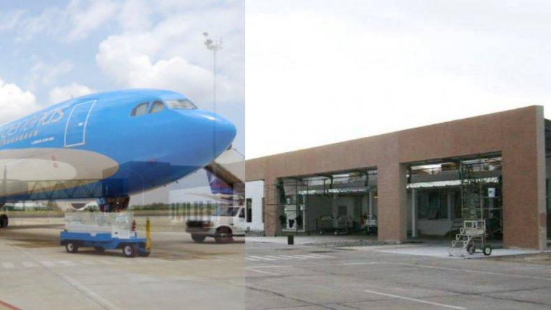 El Aeropuerto de Trelew sumará cuatro vuelos diarios a Buenos Aires