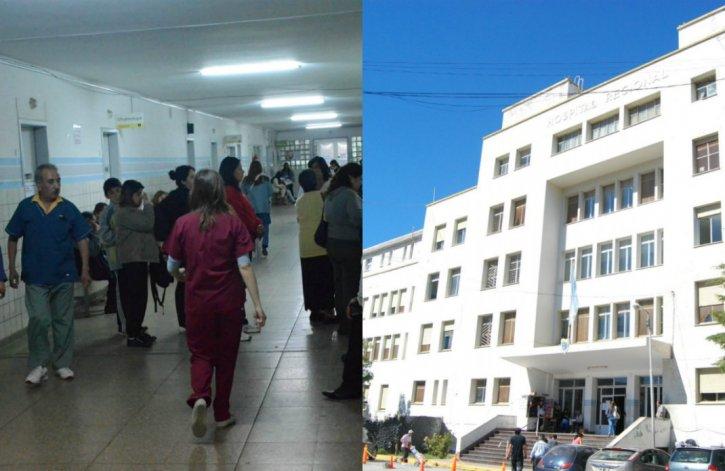 Trabajadores del Regional confirman paro y movilización el próximo martes