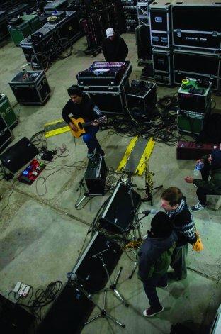 La banda Abelardos presentará hoy su nuevo disco