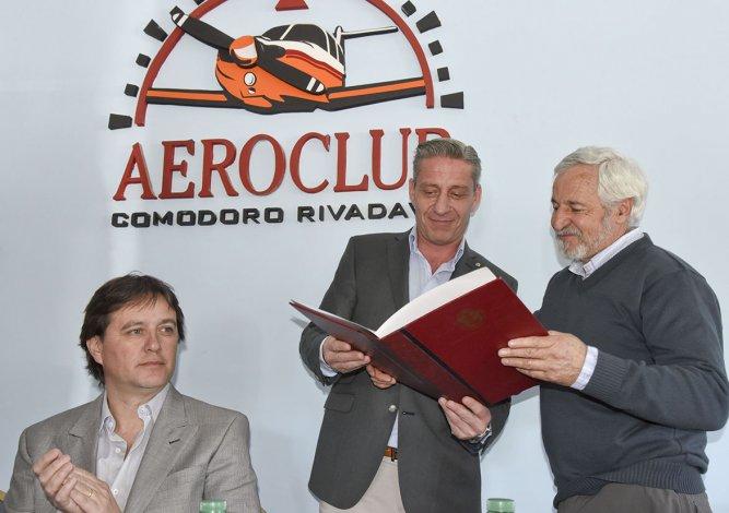 Arcioni entregará  9 millones