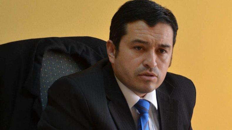 El fiscal Contreras señaló que la junta médica buscará determinar si existen lesiones o rastros que permitan determinar si Gerez fue torturado antes de morir.