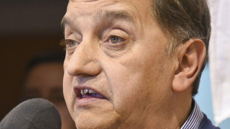 Carlos Linares consideró una intromisión la decisión de la Justicia Federal.