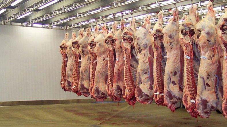 Un informe destaca el crecimiento de ventas de carne bovina al exterior.