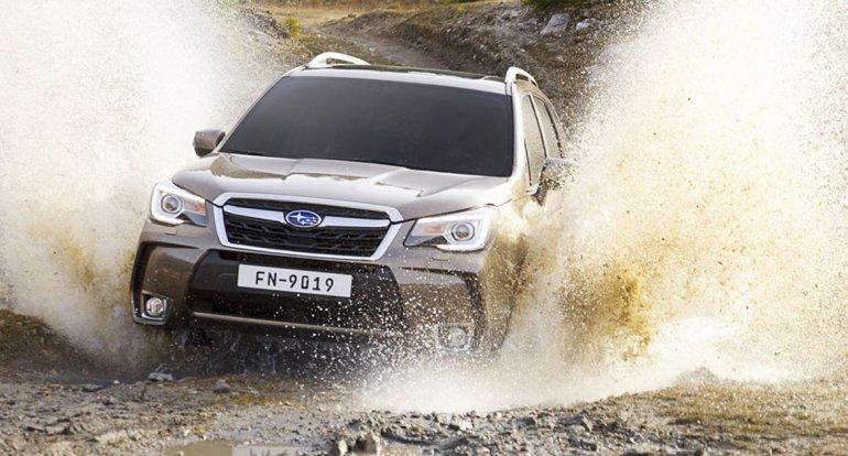 Lanzamiento en Argentina de la nueva generación Subaru Forester 2016