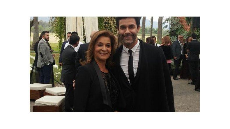 Así se casaron Isabel Macedo y Juan Manuel Urtubey