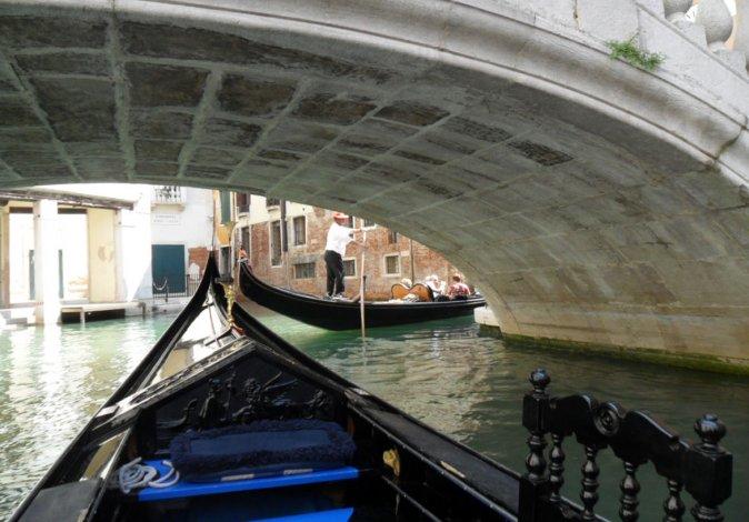 La mágica ciudad de Venecia
