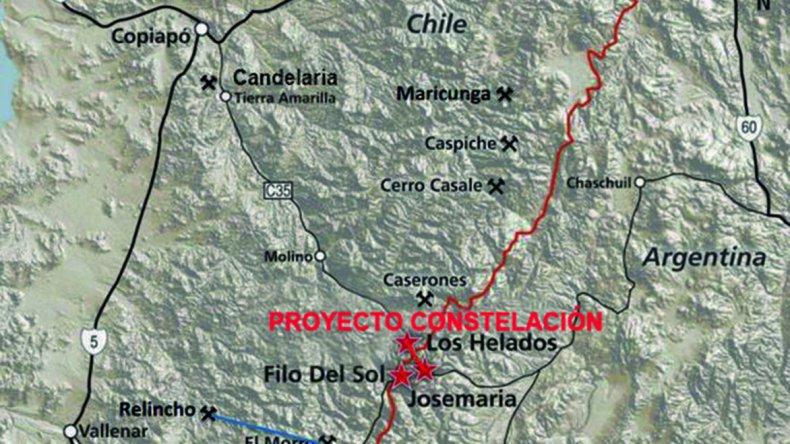 El megaproyecto minero se presenta como el más ambicioso de Latinoamérica.