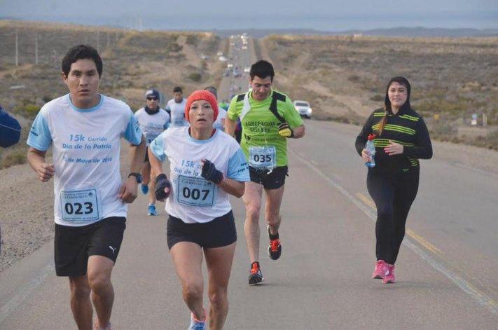 Los atletas están listos para un nuevo desafío en Kilómetro 5.