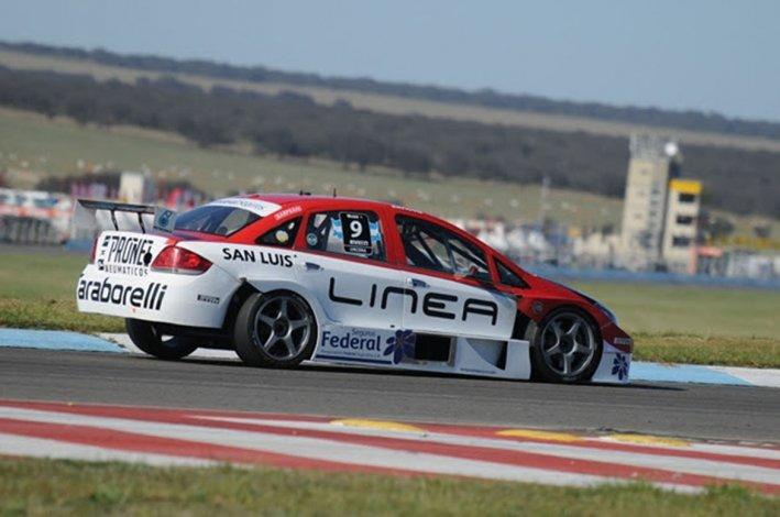 Juan Manuel Urcera se quedó ayer con la pole del Super TC2000.