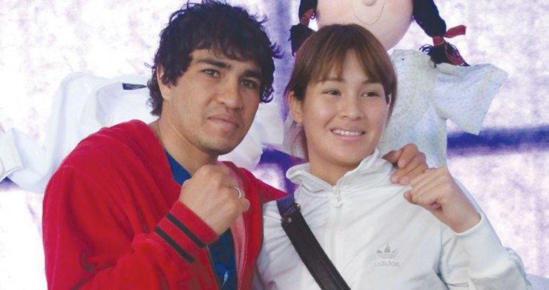 El Tigre y Alejandra China Zamora