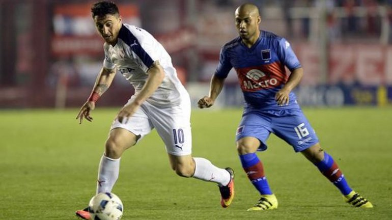 Independiente empató con Tigre y no alcanzó la punta