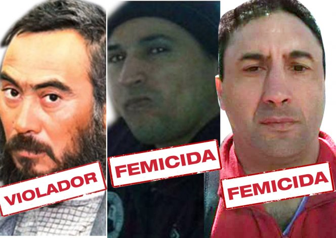 Miguel Pallalaf - Horacio Atay - Marcelo Osvaldo Soria