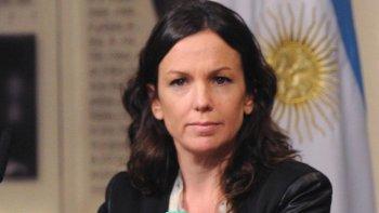 Carolina Stanley, ministro de Desarrollo Social de la Nación.