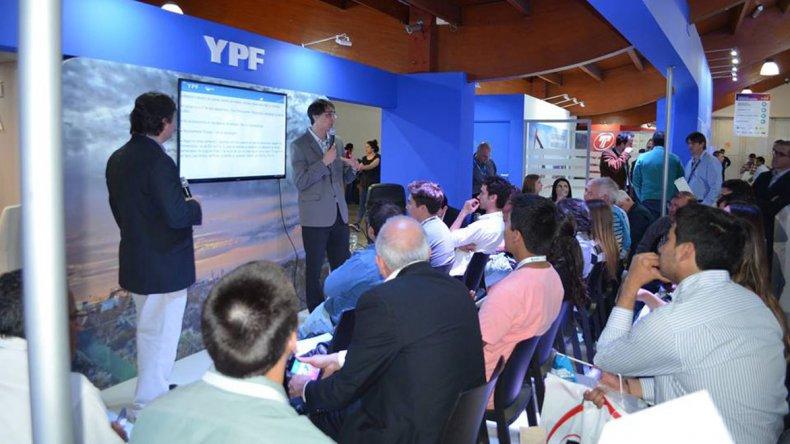 La expo reunió a más de 150 expositores en la mayor muestra regional de empresas del sector hidrocarburífero convencional y no convencional.