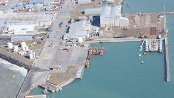 Cinco son las obras anunciadas para ejercutarse durante los próximos meses en el puerto de Comodoro Rivadavia.