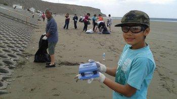 convocan a limpiar las playas