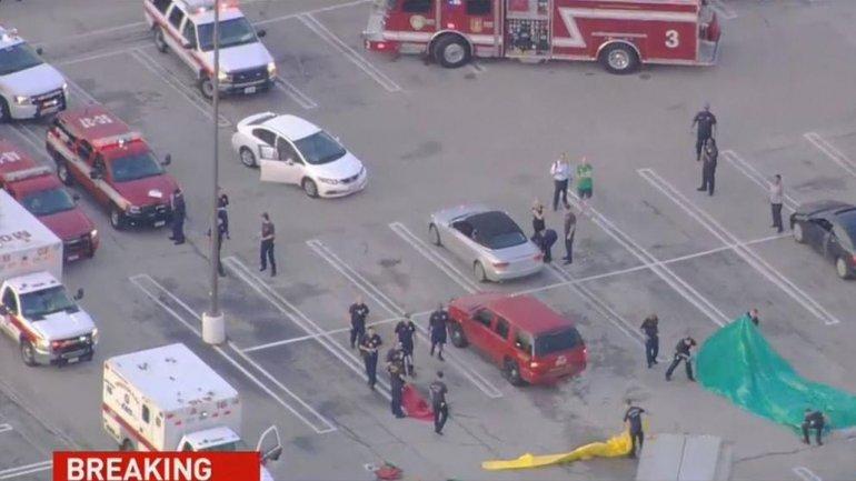 Siete heridos por un tiroteo en el centro de Houston