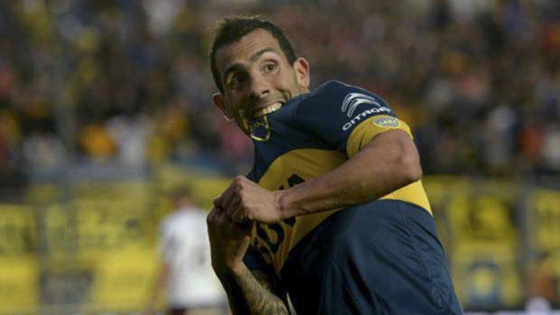 Carlos Tevez reaparecerá mañana en la formación de Boca cuando se mida con Lanús por la Copa Argentina.