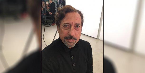 El cambio de look de Guillermo Francella para su nueva película con Luisana Lopilato