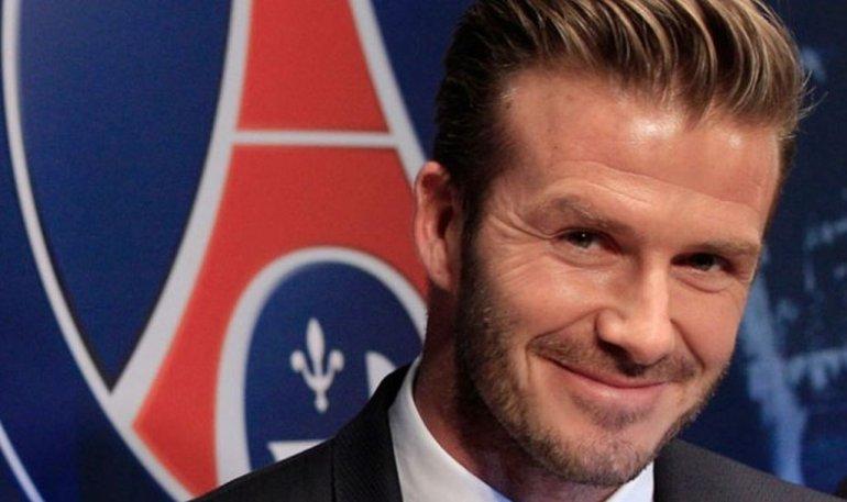 Un joven gastó una fortuna para parecerse a Beckham: mirá el resultado