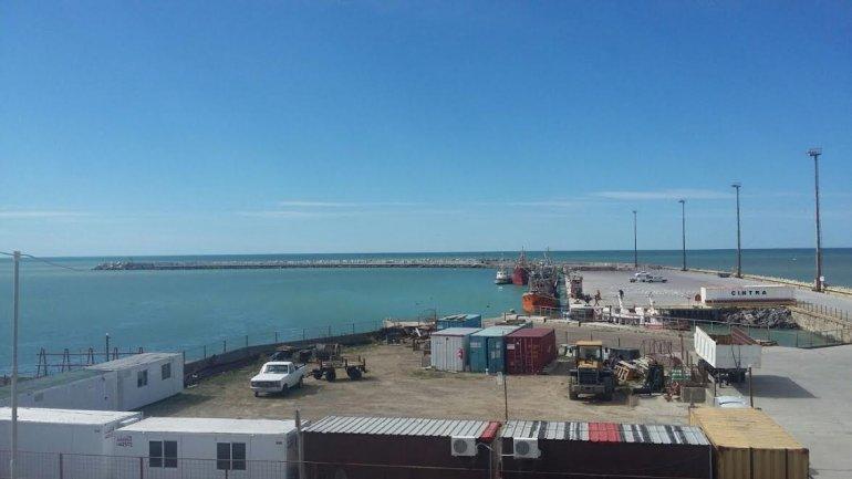 En los próximos días se reactivan las obras en el puerto local