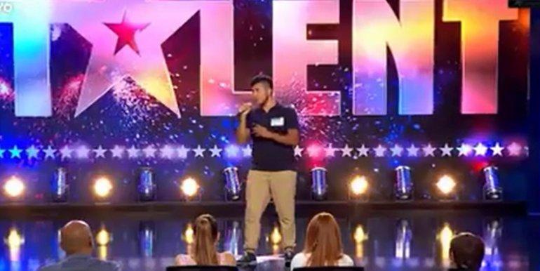 Otro argentino que triunfa en Got Talent: esta vez en Eslovenia