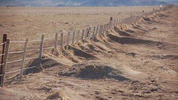 provincias patagonicas enfrentan la peor sequia en 60 anos