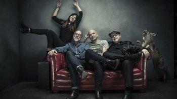 El cuarteto estadounidense Pixies regresó a las bateas con nuevo material discográfico.