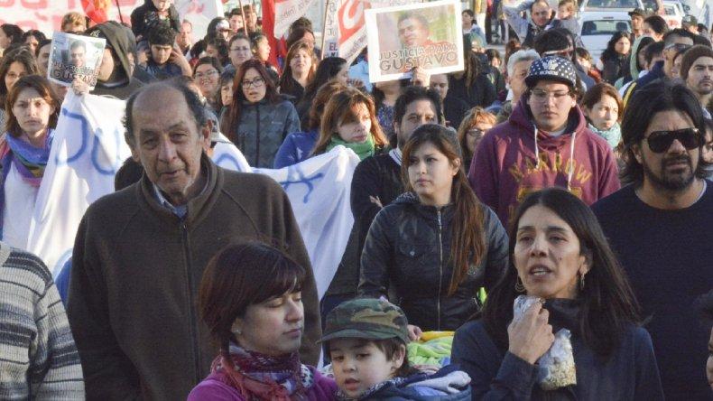 Familiares y amigos de Gustavo Geréz anunciaron una nueva marcha por calles céntricas exigiendo justicia por la muerte del joven