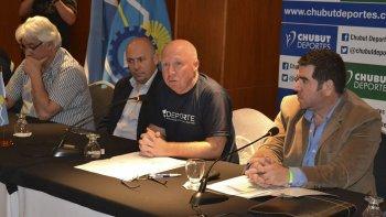 Mac Allister, secretario de Deportes de la Nación, aseguró que el Estado tiene oportunidades para todos.