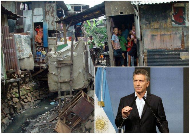 Uno de cada tres argentinos es pobre: pobreza cero en 4 años no se alcanza
