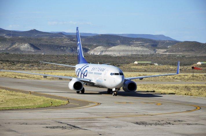 Se espera que en un año esté terminada la obra del aeropuerto General Mosconi