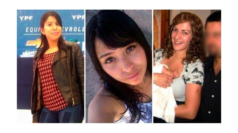 Conmoción en Mendoza por tres femicidios en una semana