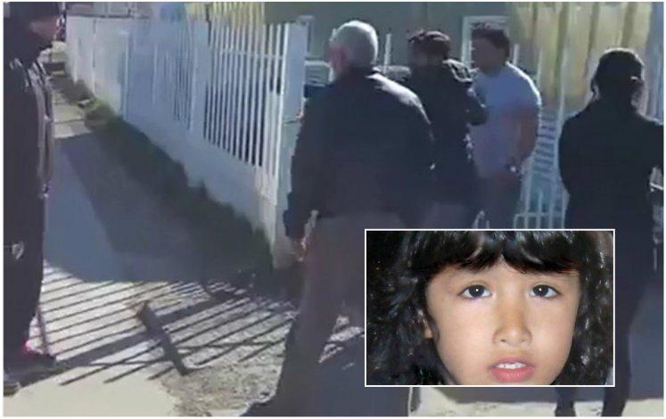 Al cumplirse 8 años de su desaparición, atacaron a los padres de Sofía