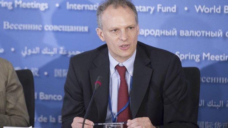 Alejandro Werner brindó un panorama de la visita a Argentina del FMI.