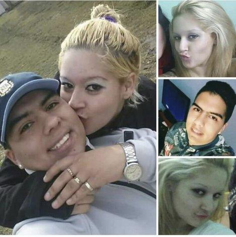 La pareja sospechosa residía en una vivienda de la calle Perito Moreno al 900.