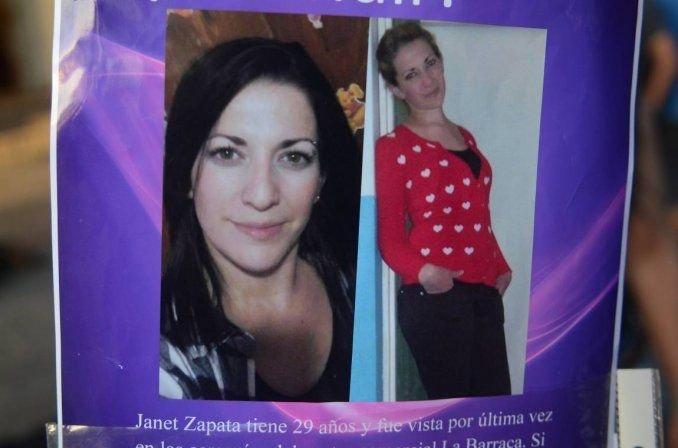 El marido de Janet Zapata fue atacado por presos en la cárcel